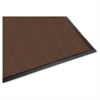 """Waterguard Indoor / Outdoor Mat - Carpeted Floor - 72"""" Length x 48"""" Width - Polypropylene - Brown"""