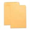 "Business Source Press-To-Seal Catalog Envelopes - Catalog - 10"" Width x 13"" Length - 28 lb - Self-sealing - Kraft - 100 / Box - Brown Kraft"