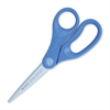 "Westcott Nonstick Scissors - 8"" Cutting Length - Straight - Stainless Steel - Blue"