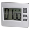 Tatco Digital Timer - Desktop - Silver, Black