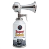Falcon Lightweight Super Sonic Metal Safety Horn - 120 dB - White, Blue