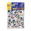ChenilleKraft Assorted Classpack Wiggle Eyes - Assorted - Assorted - 1000 / Bag