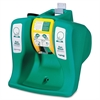 Self-contnd Gravity-flow Eyewash Unit - 16 gal - 0.25 Hour - Green