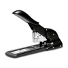 "Rapid HD130 Heavy Duty Stapler - 130 Sheets Capacity - 1/2"", 3/8"", 5/8"", 9/16"" Staple Size - Black"