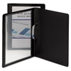 "Smead Frame View Poly Report Covers with Swing Clip - Letter - 8 1/2"" x 11"" Sheet Size - 30 Sheet Capacity - Polypropylene - Black - 5 / Pack"