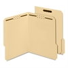 "Pendaflex Smart Shield Fastener Folders - Letter - 8 1/2"" x 11"" Sheet Size - 3/4"" Expansion - 2 x Prong K Style Fastener(s) - 2"" Fastener Capacity for Folder - 1/3 Tab Cut - Assorted Position Tab Loca"