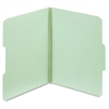 "Pendaflex Light Green Pressboard Folders - Letter - 8 1/2"" x 11"" Sheet Size - 2"" Expansion - 1/3 Tab Cut - Assorted Position Tab Location - 25 pt. Folder Thickness - Pressboard - Gray, Green - 25 / Bo"