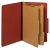 "Pendaflex Recycled Classification File Folder - Legal - 8 1/2"" x 14"" Sheet Size - 2 1/2"" Expansion - 6 Fastener(s) - 2"" Fastener Capacity - 2/5 Tab Cut - Right Tab Location - 2 Divider(s) - 25 pt. Fol"