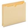 "Pendaflex 100% Recycled Jacket - Letter - 8 1/2"" x 11"" Sheet Size - 500 Sheet Capacity - 2"" Expansion - Top Tab Location - 11 pt. Folder Thickness - Manila - Manila - 50 / Box"