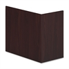 "HON Voi End Panel - 16"" Width x 30"" Depth x 28.50"" Height - Mahogany"