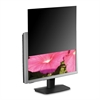 "Compucessory 16:9 Form Factor LCD Privacy Filters Black - For 18.5""Monitor"
