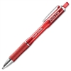 Paper Mate Profile Elite Ballpoint Pen - Extra Bold Point Type - 1.4 mm Point Size - Conical Point Style - Refillable - Red - Red Barrel - 1 Each