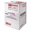 RecyclePak Recycling Box - White, Red - For Lamp Recycling - Recycled - 1 / Kit