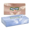 Bare Necessities Facial Tissue - White - Soft - 100 Sheets Per Box - 3000 / Carton