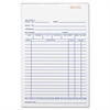 "All-Purpose Triplicate Form - 50 Sheet(s) - 3 Part - Carbonless Copy - 8.50"" x 5.50"" Sheet Size - 1 Each"