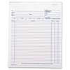 """Business Source All-purpose Carbonless Forms Book - 50 Sheet(s) - 2 Part - Carbonless Copy - 10.25"""" x 8.38"""" Sheet Size - 1 Each"""
