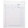 "All-Purpose Triplicate Form - 50 Sheet(s) - 3 Part - Carbonless Copy - 10.25"" x 8.38"" Sheet Size - 1 Each"