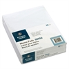 "Business Source Glued Top Memorandum Pad - 50 Sheets - Plain - Glue - 16 lb Basis Weight - Letter 8.50"" x 11"" - White Paper - 1Dozen"