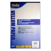 "Vellum Pad - 50 Sheets - 16 lb Basis Weight - 8.50"" x 17"" - White Paper - 50 / Pad"