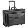 "Lorell Carrying Case for 16"" Notebook - Black - Vinyl - Handle"