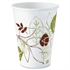 Dixie Pathways WiseSize Cup - 12 oz - 500 / Carton - White - Paper - Hot Drink