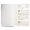 "Duplicate Receipt Book - 2 Part - 6.50"" x 2.62"" Form Size - 10.80"" x 8.10"" Sheet Size - Recycled - 1 Each"