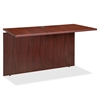"Lorell Ascent Bridge - 48"" x 47.3"" x 23.6"" x 29.5"" - Finish: Laminate, Mahogany"
