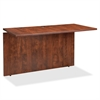 "Lorell Ascent Bridge - 48"" x 47.3"" x 23.6"" x 29.5"" - Finish: Cherry, Laminate"