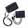 Medline Rappaport Combination Kit - For Blood Pressure - Latex-free - Black