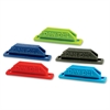 TOPS Bulk Pack Pen Pal Pen Holders - Rubber - 1 Each - Assorted