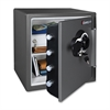 """Sentry Safe Fire-Safe Mechanical Lock Business Safe - 1.23 ft³ - Combination Lock - Fire Resistant, Water Resistant, Pry Resistant - Internal Size 13.80"""" x 12.60"""" x 11.90"""" - Overall Size 17.8"""" x 16.3"""""""