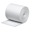 "Business Source Bond Paper - 2.25"" x 150 ft - 3 / Pack - White"