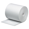 "Business Source Bond Paper - 3"" x 165 ft - 12 / Pack - White"