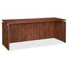"Lorell Ascent Credenza - 70.9"" x 23.6"" x 29.5"" - Finish: Cherry, Laminate"