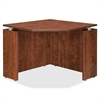"Ascent Corner Desk - 35.4"" x 35.4"" x 29.5"" - Finish: Cherry, Laminate"
