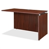 "Lorell Ascent Reverse Return - 47.3"" x 23.6"" x 29.5"" - Finish: Laminate, Mahogany"