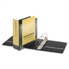 "Cardinal Locking Slant D-Ring View Binders - 4"" Binder Capacity - Letter - 8 1/2"" x 11"" Sheet Size - 835 Sheet Capacity - 3 3/5"" Spine Width - 3 x D-Ring Fastener(s) - 2 Inside Front & Back Pocket(s)"