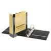 """Cardinal EconomyValue ClearVue Slant-D Ring Binder - 3"""" Binder Capacity - Letter - 8 1/2"""" x 11"""" Sheet Size - 725 Sheet Capacity - 2 29/32"""" Spine Width - 3 x D-Ring Fastener(s) - 2 Inside Front & Back"""