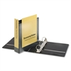 "Cardinal Locking Slant D-Ring View Binders - 2"" Binder Capacity - Letter - 8 1/2"" x 11"" Sheet Size - 540 Sheet Capacity - 2 1/2"" Spine Width - 3 x D-Ring Fastener(s) - 2 Inside Front & Back Pocket(s)"