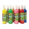 Classroom Size Color Metallic Glue - 8 fl oz - 1 / Box - Assorted