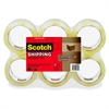 "Scotch Commercial-grade Shipping Packaging Tape - 1.88"" Width x 54.60 yd Length - 3"" Core - Synthetic Rubber Resin - 2 mil - Polypropylene Backing - Dirt Resistant, Dust/Dirt-free, Commercial Grade -"