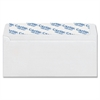 "Quality Park Sideseam Business Envelopes - Business - #10 - 4.13"" Width x 9.50"" Length - 24 lb - Peel & Seal - Wove - 50 / Box - White"