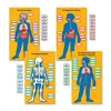 "Carson-Dellosa Human Body Bulletin Board Set - 0.06"" Height x 20"" Width x 29.50"" Length - Multicolor - 1 Pack"