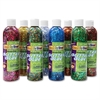 ChenilleKraft Glitter Chip Glue - 8 / Box - Assorted