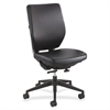 "Sol Task Chairs - Vinyl Black Seat - Steel Frame - 5-star Base - 19"" Seat Width x 19"" Seat Depth - 25"" Width x 25"" Depth x 41"" Height"