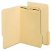 "Pendaflex 1/3-cut Tab Manila Fastener Folders - Legal - 8 1/2"" x 14"" Sheet Size - 3/4"" Expansion - 1 Fastener(s) - 2"" Fastener Capacity for Folder - 1/3 Tab Cut - Assorted Position Tab Location - 11 p"