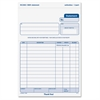 "TOPS Carbonless 2-part Statement Sets - 2 Part - Carbonless Copy - 8.50"" x 5.50"" Form Size - White Sheet(s) - 50 / Pack"