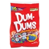 Dum Dum Pops Spangler Candy Co. Dum Dums Original Pops Candy - Assorted - Fat-free - 200 / Bag