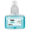 Gojo Pomeberry Foam Hand Wash Refill - Pomegranate Scent - 23.7 fl oz (700 mL) - Hands-free Dispenser - Hand, Skin - Light Blue - Moisturizing, Rich Lather, Fragrance-free, Dye-free - 1 Each