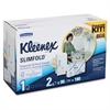 Kleenex Slimfold Starter Kit - Multifold - 225 x Towel Multifold - White